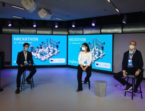 The Molière – Hackathon has been launched through hybrid event with the objective to open new horizons in the urban mobility.